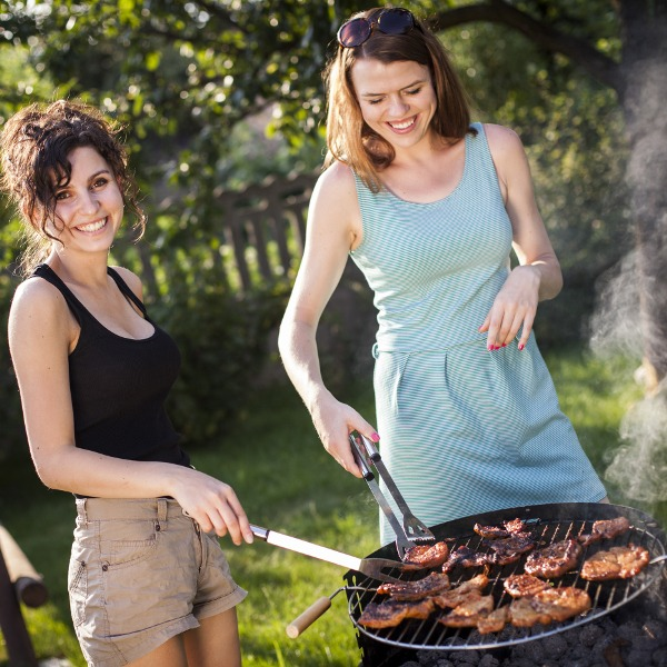 hen party barbecue